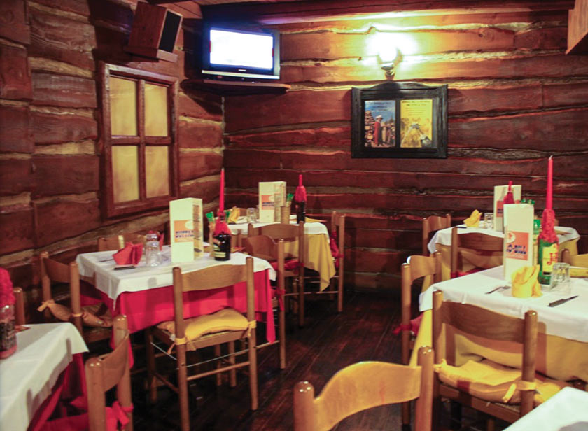 BUFFALO BILL AMERICAN RESTAURANT