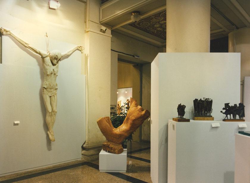 Art Exhibition Elio Morri