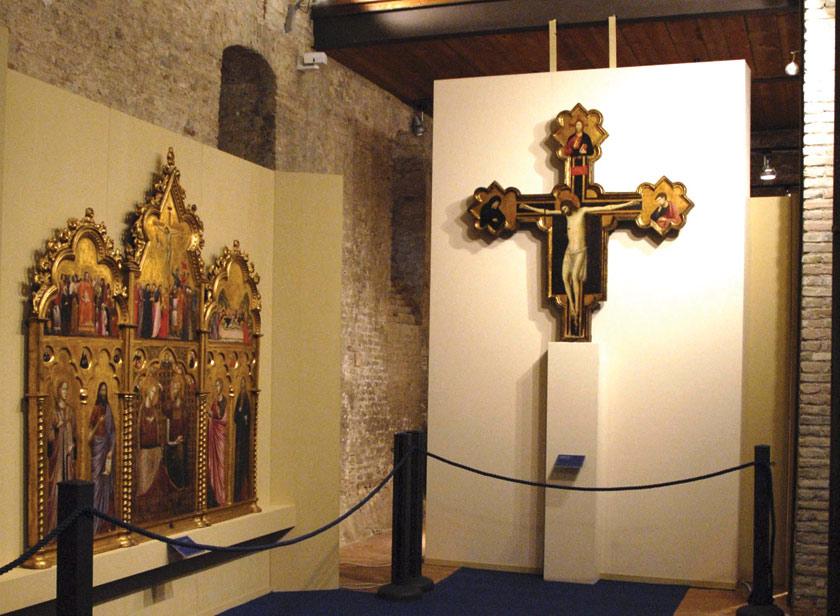 Art Exhibition Giovanni Baronzio