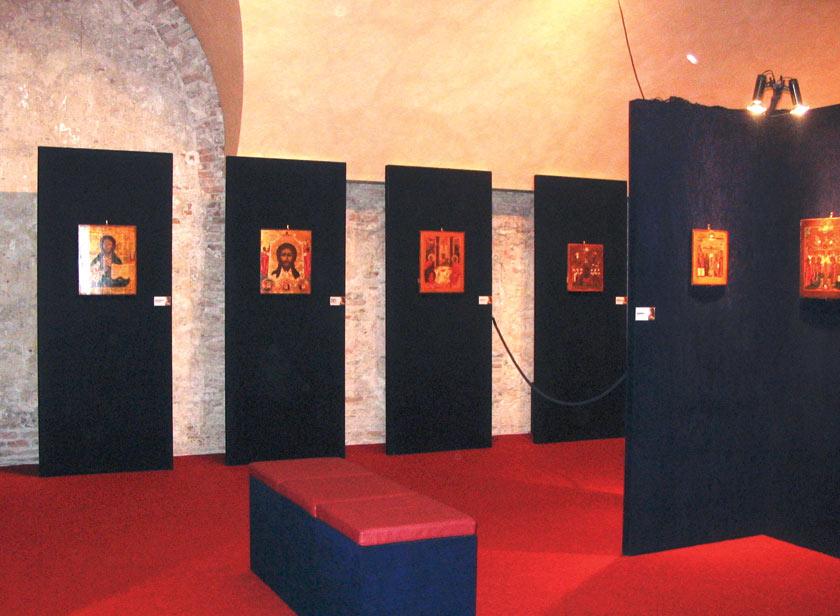 Art Exhibition Icons