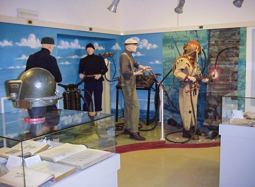 Diver Museum
